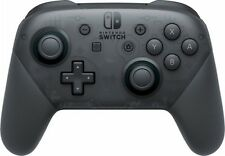 Nintendo Switch Pro Wireless Controller * Joy-Con Control black * WOW