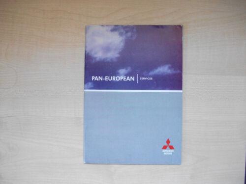 MITSUBISHI SHOGUN SERVICE BOOK SHOGUN PAJERO L200 OUTLANDER SPORT