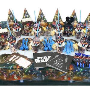 Disney-Star-Wars-Storm-Troopers-Jedi-Fete-D-039-Anniversaire-Ballon-Table-Decoration