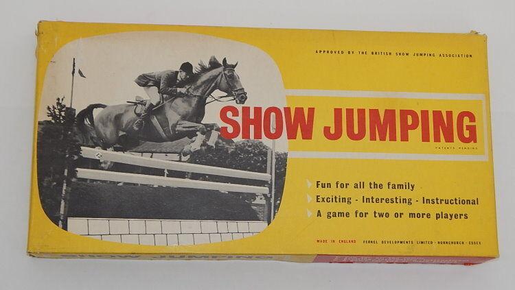 Fernal Developments Show Jumping Game Horses