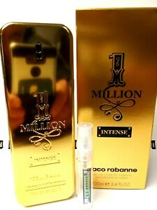 Paco-Rabanne-1-Million-Intense-5ml-Glass-Decant-Atomizer-SAMPLE