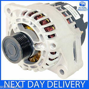 GENUINE-Alternator-130amp-SAAB-1-9-TiD-DIESEL-DENSO-93-95-A3006
