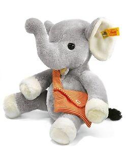 STEIFF-POPPY-Elefant-grau-26-cm-282218-NEU