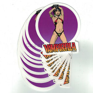 8ea4afdf76f6 Supreme SS17 Vampirella Sticker Box Logo camp cap tee sade classic ...