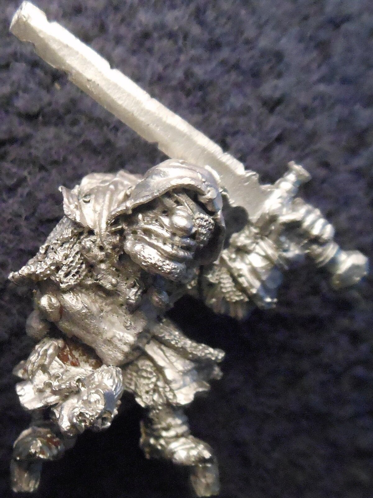 1985 Giant Ogre Bounty Hunter C23 Warhammer Army Kingdoms Ogryn Games Workshop
