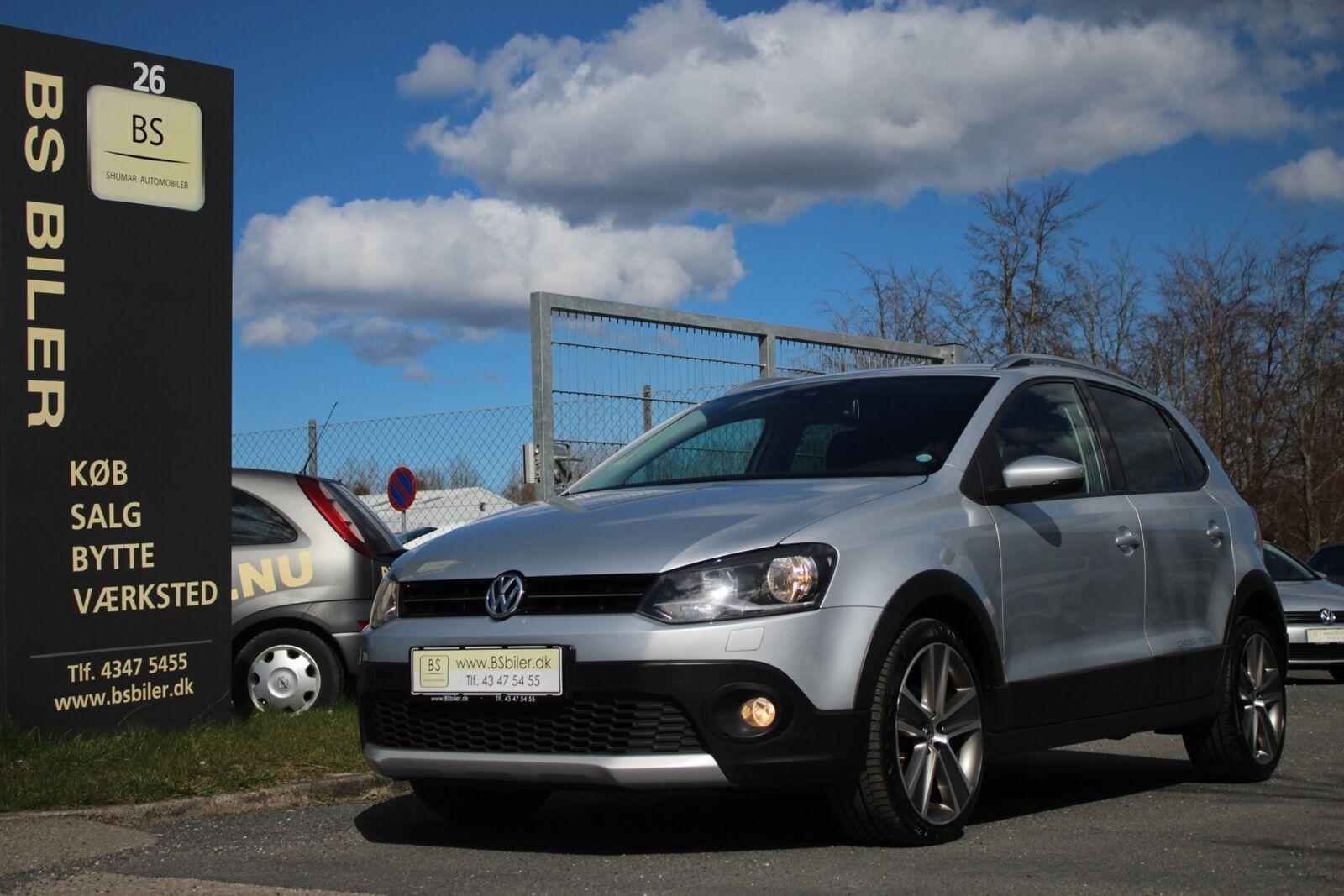 VW Polo Cross 1,4  5d