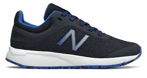 New-Balance-Kid-039-s-455-Big-Kids-Male-Shoes-Navy-with-Blue