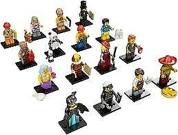 Lego Minifigures, 71004