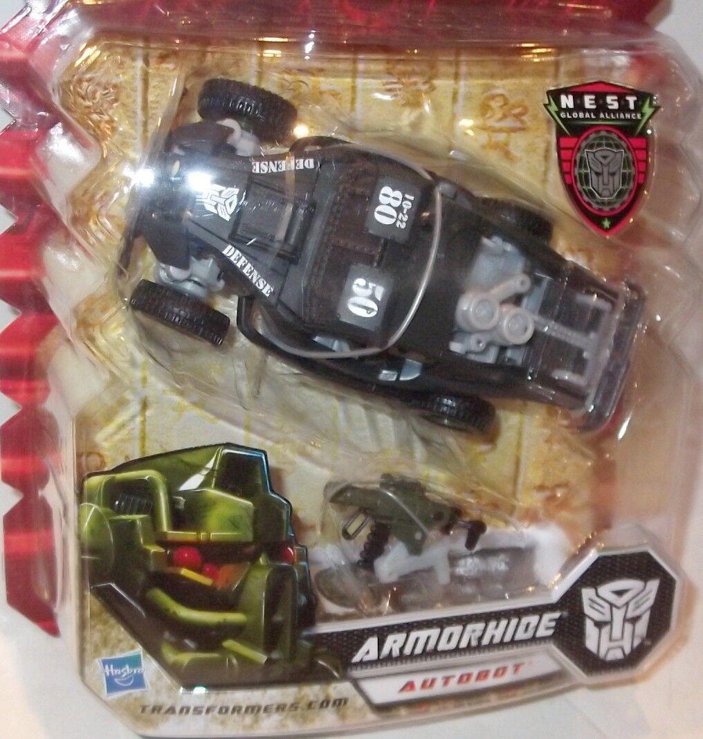 ✰ Transformers Revenge of the Fallen Nest ✰ Armorhide ✰ Autobot 2009 NIP sealed