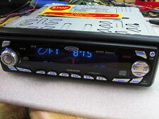Audiovox Jensen CD4720 - AM/FM/CD Receiver With Detachable Face