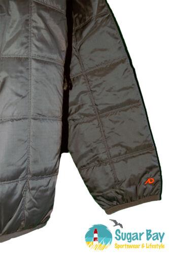 réversible Nike Homme noir Veste Dept orange M Athletic matelassée Ad pour qEw00C5A