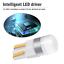 10X-Interior-12-24V-Reading-Bulb-3D-Ceramic-T10-LED-W5W-3030-SMD-Car-Width-Light thumbnail 2