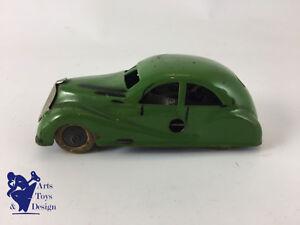 Cij 3/1 Renault Viva Grand Sport Tole Mecanique C.1935 Vert L 10cm