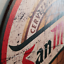 thumbnail 46 - Wood Bar Signs Vintage Retro Pub Man Cave Wall Sign Wooden Circle Plaques. UK