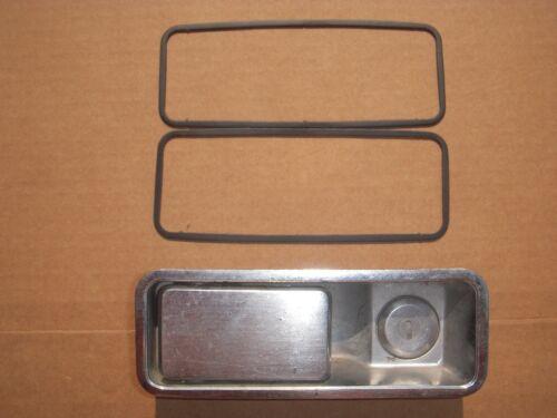 AMC new door handle GASKET pair AMX Javelin Ambassador Rebel Matador Pacer