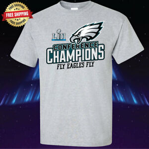03ea7a004aa Image is loading Philadelphia-Eagles-Conference-NFC-Champions-Super-Bowl -LII-