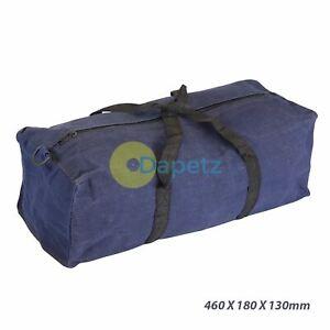 460mm-Lourd-Coton-Toile-Resistant-Transportable-Outil-Sac