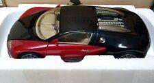 AUTOART 1/18 MILLENIUM 70901 BUGATTI EB 16.4 VEYRON FRANKFURT RED/BLACK LIMITED