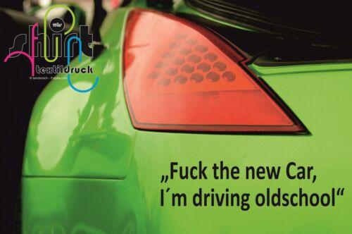 A 793-FUUUUUUUCK NEW Car Driving Oldschool Sticker Car Sticker Car Sticker