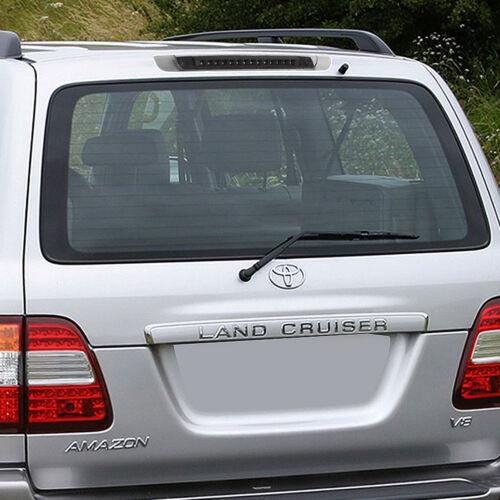 For 98-07 Land Cruiser Full LED 3rd Tail Brake Light Lamp Bar Replacement Black
