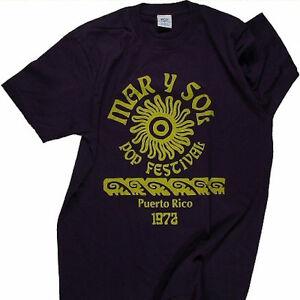 Mar-Y-Sol-Pop-Festival-Puerto-Rico-1972-shirt-Alice-Cooper-Billy-Joel-ELP