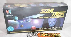 GIOCO-DA-TAVOLO-STAR-TREK-THE-NEXT-GENERATION-MB-GIOCHI-ANNO-1994-inchelopanato