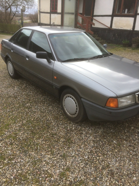Audi 80, 1,8 Young Edition, Benzin, 1990, km 228500,…