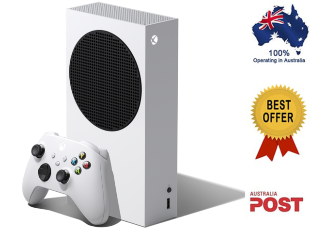 [AU Stock & Warranty] BRAND NEW - Microsoft Xbox Series S 512GB