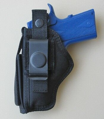 Hip Holster for SPHINX AT380 with built-in Magazine Pouch