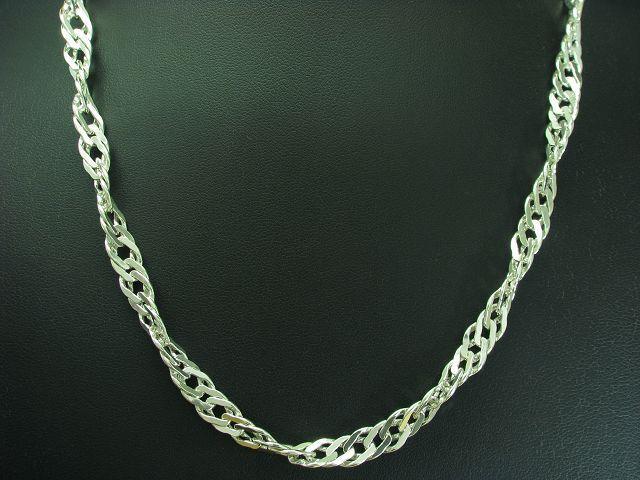 925 STERLING silver KETTE   ECHTsilver   25,3g   47 cm