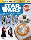 Ultimate Sticker Collection: Star Wars: The Force Awakens by DK (Paperback / softback, 2015)