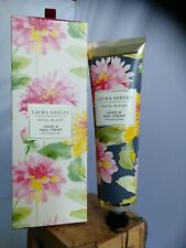 NEW LAURA ASHLEY Garden Bloom Hand and Nail Cream 130ml FULL