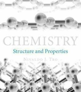 Chemistry structure and properties by nivaldo j tro 2014 stock photo fandeluxe Gallery