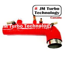 Subaru 02-07 WRX / STI / Forester EJ20 EJ25 Turbo Inlet Silicone Hose Red Color
