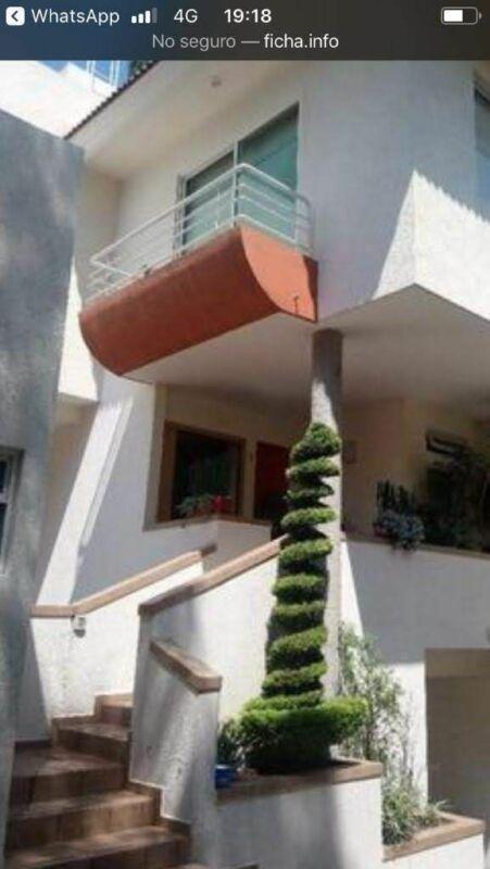 Casa en renta con entrada independiente