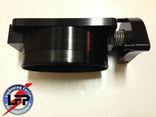 LFP BIG MOUTH THROTTLE BODY 99-04 FORD F-150 LIGHTNING BLACK SINGLE BLADE HD