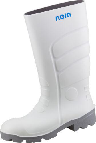 Stivali di gomma Stivali Lavoro Stivali PROFESSIONALE MAX EN ISO 20347 Bianco
