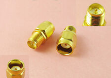 RP-SMA Male Jack to RP-SMA Female Plug in series Straight Connector RF Adapter