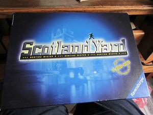 Scotland Yard Detective Board Game - Ravensburger