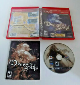 Demon-039-s-Souls-complete-good-shape-PS3-Sony-PlayStation-3-2009