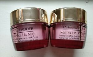 Lot-2-Estee-Lauder-Resilience-Lift-NIGHT-Firming-Sculpting-Face-and-Neck-Cream
