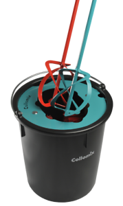 Collomix Mixer Clean Reinigungseimer