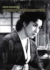 PORTRAIT OF MADAME YUKI - Kenji Mizoguchi (1950) - English subtitles - rare DVD
