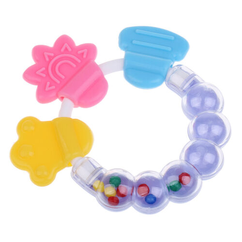 Eco-Friendly BPA FREE Baby Teething Soft Toys Perfect for Babys Infants Toddlers