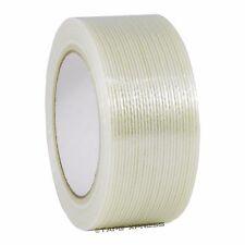 1 Roll 2 X 60 Yd Filament Reinforced Strap Fiberglass Tape 39 Mil Free Ship