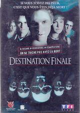 DVD DESTINATION FINALE EDITION PRESTIGE POCHETTE HOLOGRAPHIQUE ALI LARTER..2001