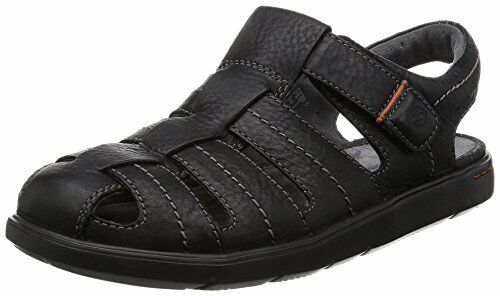 Clarks  Mens ** Unwilmore Bay Summer Sandals ** Extra Comfortable **
