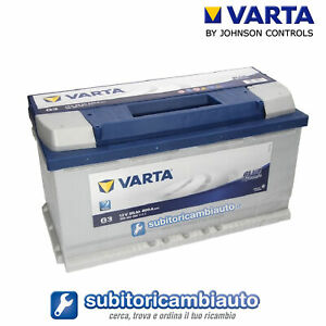 BATTERIA-AUTO-95AH-G3-VARTA-BLUE-DYNAMIC-800A-di-spunto