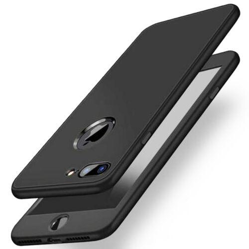 Para Apple iPhone 5s SE 360 Híbrido a Prueba De Golpes Silicona Funda cubierta de cuerpo completo Bolsas