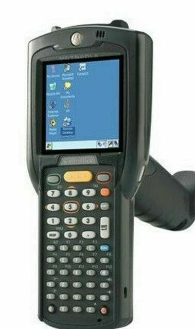 1D Barcode Scanner Motorola Symbol Zebra MC3090G-LC28H00GER mobile Computer A+